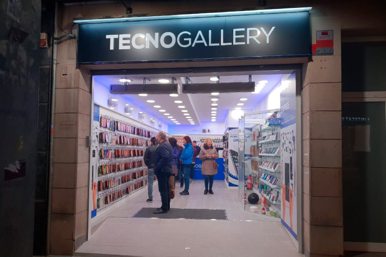 TECNOGALLERY GRANOLLERS
